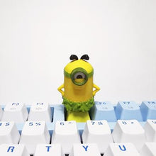 Load image into Gallery viewer, Minion Keycaps - TheKeyCaps - KeyCap