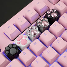 Load image into Gallery viewer, Kitty Paw Keycap - TheKeyCaps - KeyCap