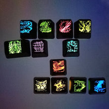 Load image into Gallery viewer, Blade & Soul Keycap Set - TheKeyCaps - KeyCap