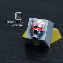 Load image into Gallery viewer, Overwatch Soldiers 76 Keycap - TheKeyCaps - KeyCap