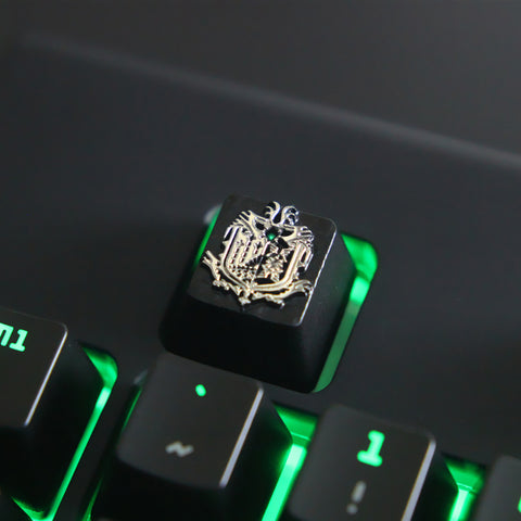 Monster Hunter World Keycap - TheKeyCaps