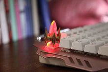 Load image into Gallery viewer, Starcraft Protoss Pylon Keycap - TheKeyCaps - KeyCap
