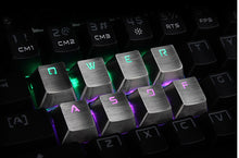 Load image into Gallery viewer, Stainless Steel Metal Keycap Set - TheKeyCaps - KeyCap