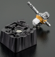 Load image into Gallery viewer, Stone Hammer Keycap - TheKeyCaps - KeyCap
