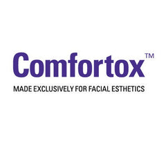 Comfortox .5 CC  31 Gauge X 8 MM - 100 Syringes - For Esthetic Injections