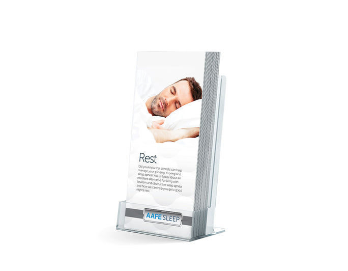 Dental Office Sleep Brochure (50 pack)