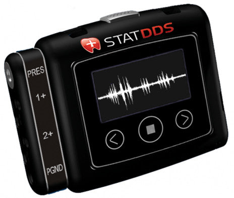 STATDDS Home Sleep Test and Bruxism Monitor