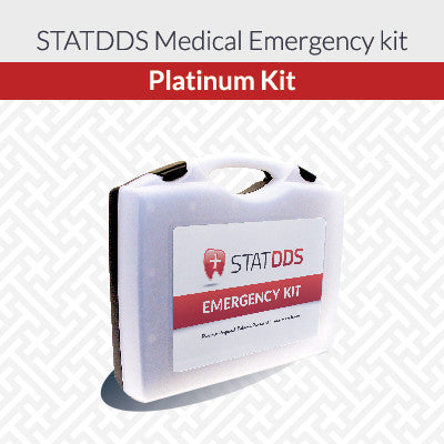 STATDDS Medical Emergency Platinum Kit With RefillSync™