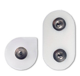 Disposable Dual and Single Snap Sensors (10 Sets)