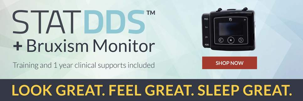 STATDDS Bruxism and Sleep Monitor