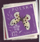 #1029-1040 Poland - Insects in Natural Colors (MNH)