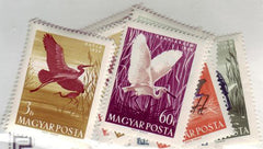 #1233-1240 Hungary - Birds (MNH)