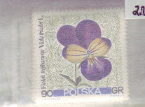 #1522-1530 Poland - Flowers (MNH)