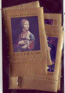 #1551-1558 Poland - Polish Paintings (MNH)
