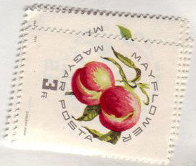 #1607-1614 Hungary - National Peach Exhibition, Szeged (MNH)