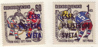 #1845-1846 Czechoslovakia - Ice Hockey (MLH)