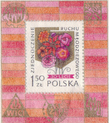 #2273 Poland - 30th Anniv Polish Youth Movement S/S (MNH)