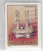 #2894-2900 Hungary - 19th Century Art from Jewish Museum (MNH)