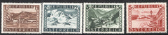 #455-481 Austria - For General Use: Landscapes, Set of 27 (MNH)
