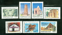 #5-11 Kyrgyzstan - Sites and Landmarks (MNH)