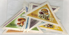 #842-849 Poland - Mushrooms (MNH)