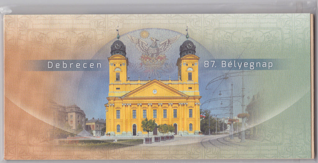 Hungary - 2014, 87th Stamp Day Presentation Booklet (MNH)