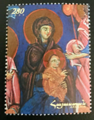 #816 Armenia - Christmas (MNH)