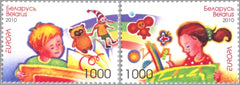 #721-722 Belarus - 2010 Europa: Children's Books (MNH)