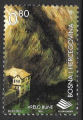 #331 Bosnia (Muslim) - World Environmental Protection Day (MNH)