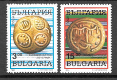 #3843-3844 Bulgaria - Christmas (MNH)