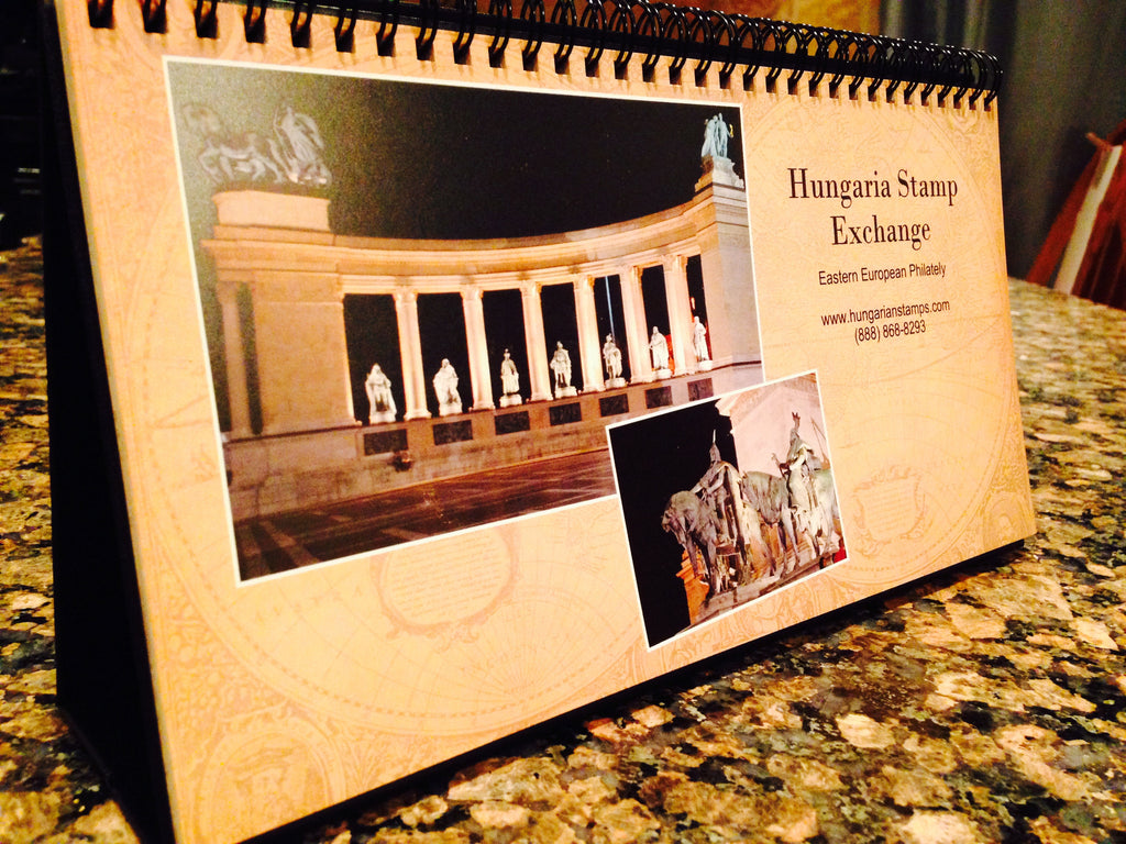 Eastern Europe 2015 Commemorative Calendar