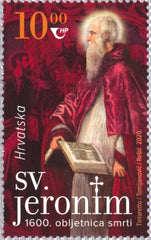 Croatia - 2020 St. Jerome, 1600th Anniv. (MNH)