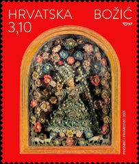 #1049 Croatia - Christmas (MNH)