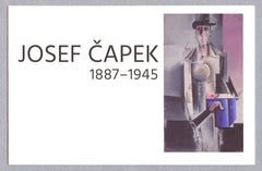 Czech Republic - 2020 Josef Capek, Booklet (MNH)