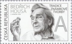 Czech Republic - 2020 Tradition of the Czech Stamp Design (MNH)