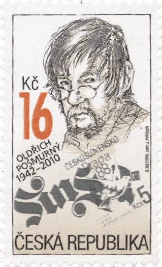 Czech Republic - 2017 Tradition of Czech Stamp Design (MNH)