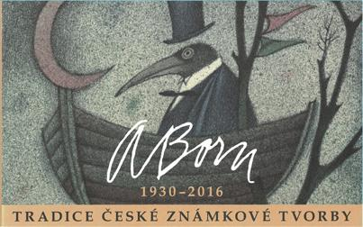 Czech Republic - 2019 Tradition of Czech Stamp Production: Adolf Born, Booklet (MNH)