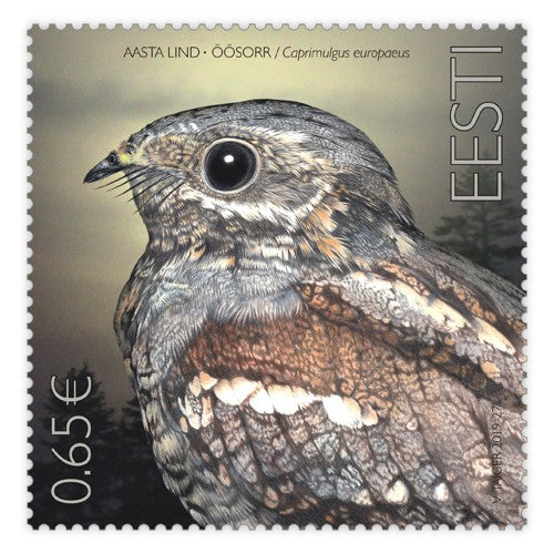 Estonia - 2019 Bird of the Year (MNH)