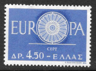 #688 Greece - Europa Issue, 1960 (MNH)