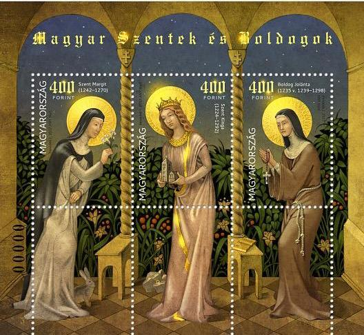 Hungary - 2017 Saints and Blesseds V, Special Edition M/S (MNH)