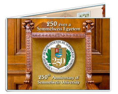 Hungary - 2020 Semmelweis University, Sheet and Folder, Limited Edition (Pre-Order) (MNH)