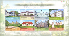 Hungary - 2020 Castles in Hungary II M/S (MNH)