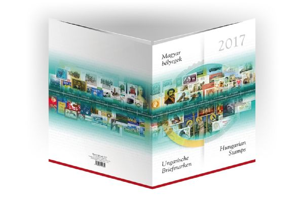 2017 Hungary Year Set (MNH)