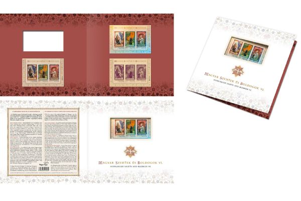 Hungary - 2018 Saints and Blesseds VI, Special Edition Set (MNH)