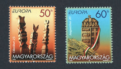 #3625-3626 Hungary - 1998 Europa: Festivals and National Celebrations (MNH)