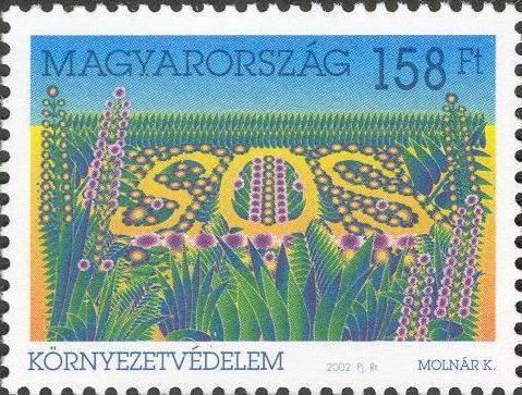 #3792 Hungary - Environmental Protection (MNH)