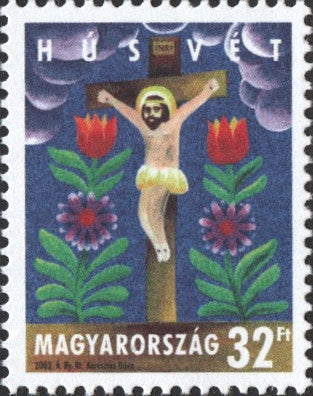 #3829 Hungary - 2003 Easter (MNH)