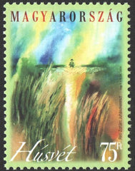#4105 Hungary - 2009 Easter (MNH)