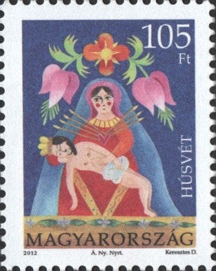 #4224 Hungary - 2012 Easter (MNH)