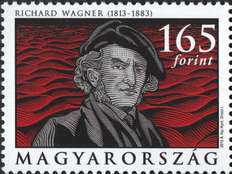 #4263-4264 Hungary - Composers, Set of 2 (MNH)